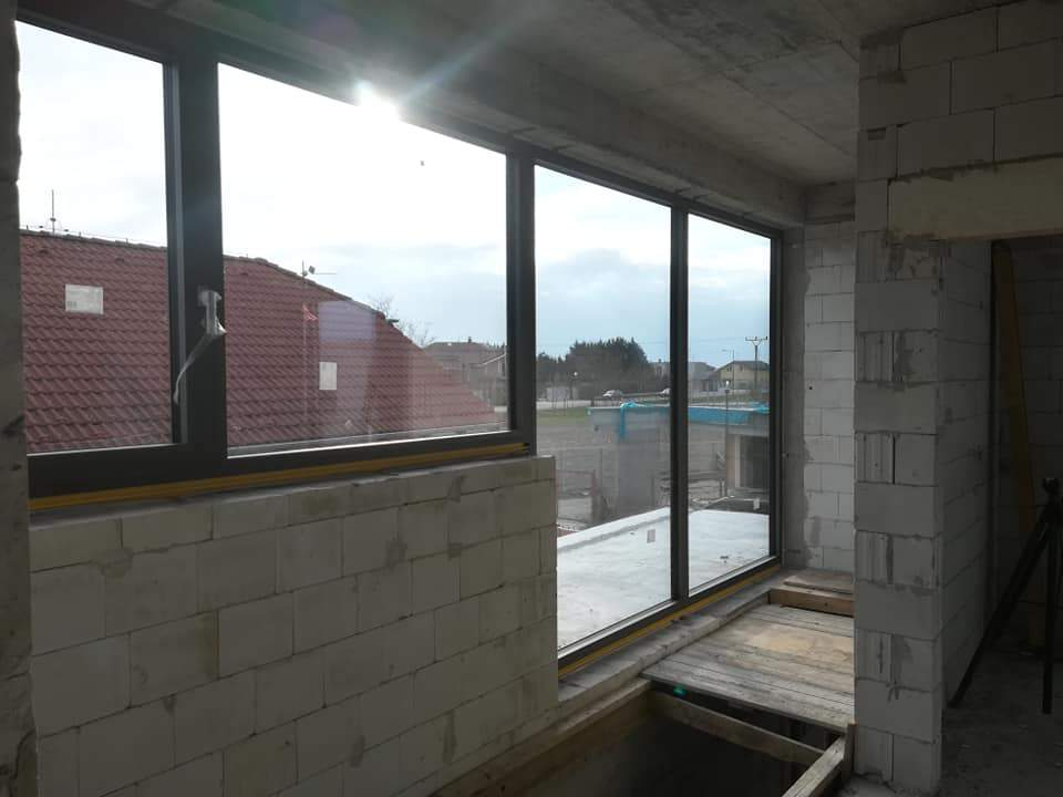 Montáž a výroba hliníkových okien a dverí - Jarovce