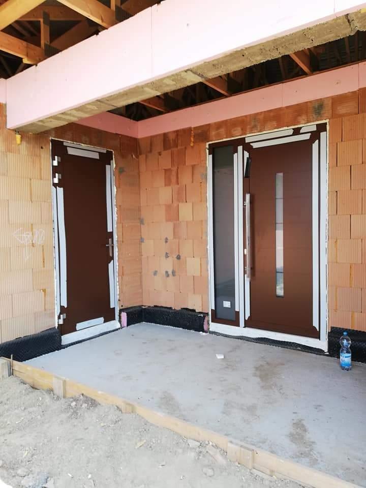 Montáž plastových okien a hliníkových dverí - Senec